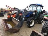 New Holland TN60DA Tractor