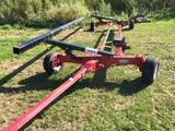 Horst header cart