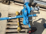 Bauer irrigation pump