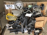 skid of yetter coulter parts