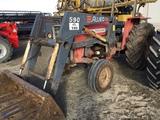 Massey Ferguson 283 tractor