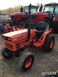 Kubota B7200 Tractor