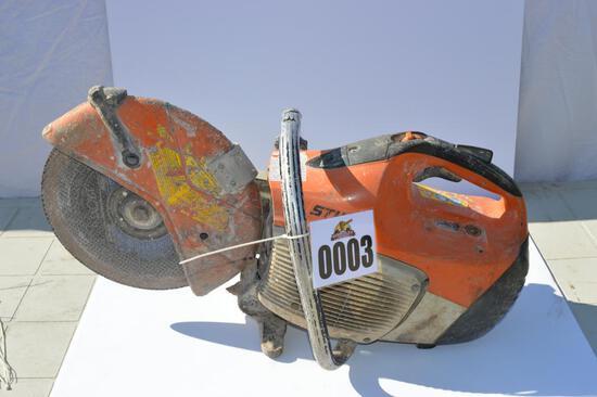 STIHL TS410 CUT-OFF SAW