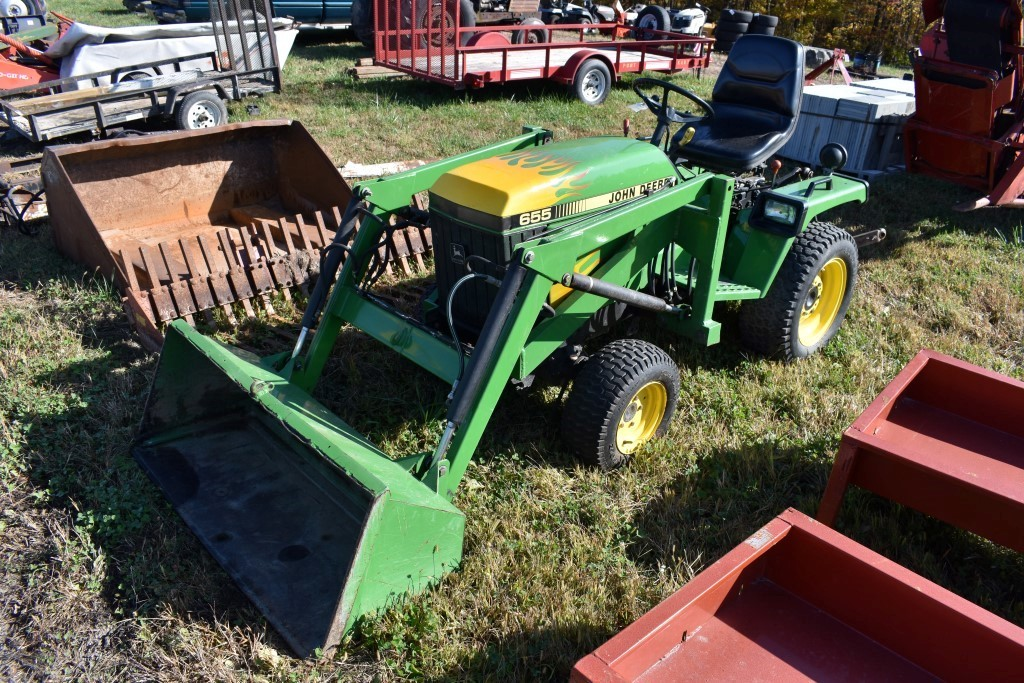 Susquehanna County Fall Consignment Auction Ring 1