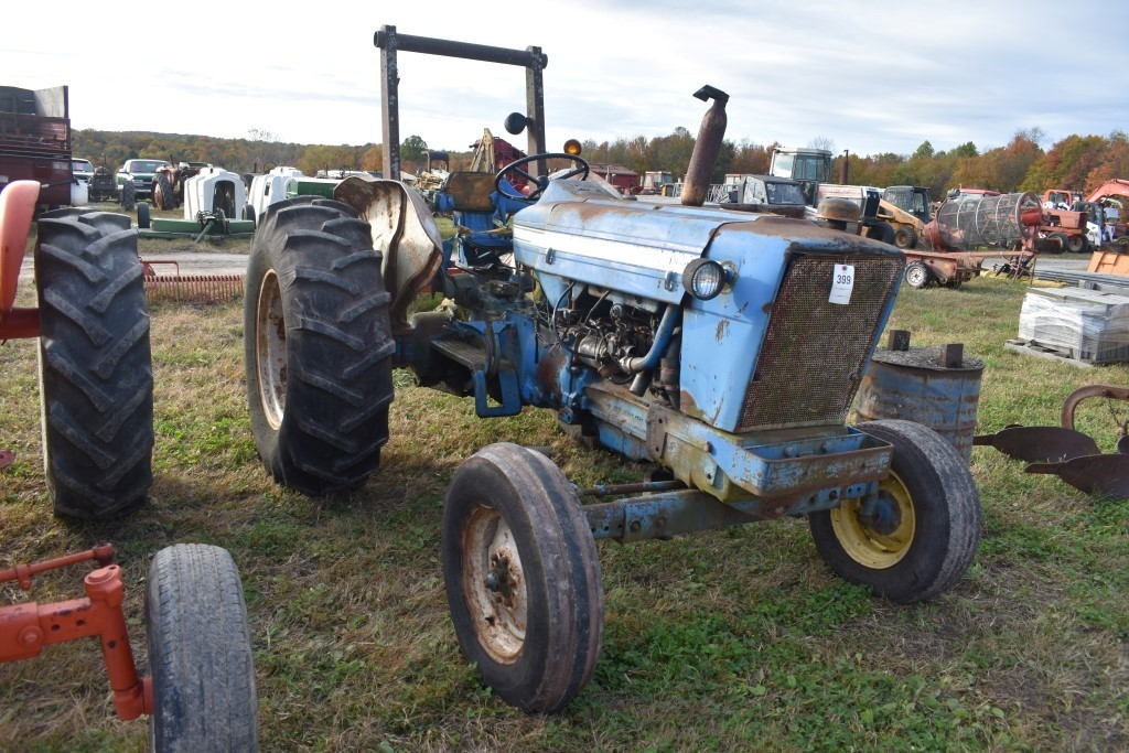 Susquehanna County Fall Consignment Auction Ring 2
