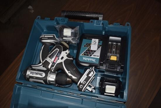 Makita 18V Drill and Impact set