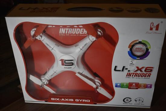 LH-X6 Intruder Six Axis Gyro Drone