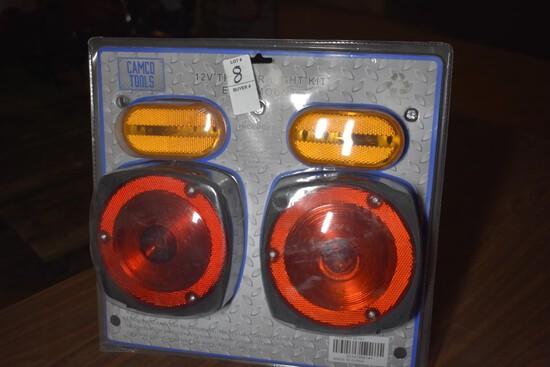 New Camso Tools 12V trailer light kit