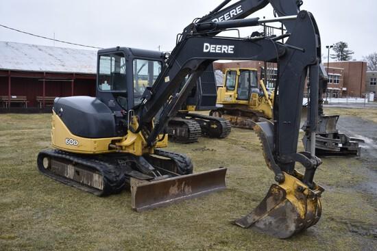John Deere 60D Excavator