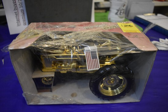 International Farmall Super H Gold tractor by Scale Models