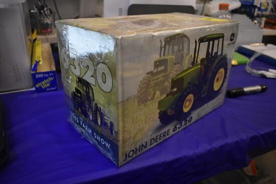 John Deere 6320 2002 Farm Show Edition Tractor by ERTL
