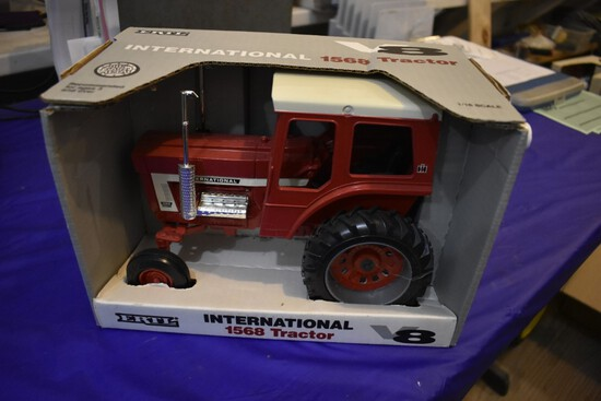 International Farmall 1568 Tractor by Ertl Third in the Series