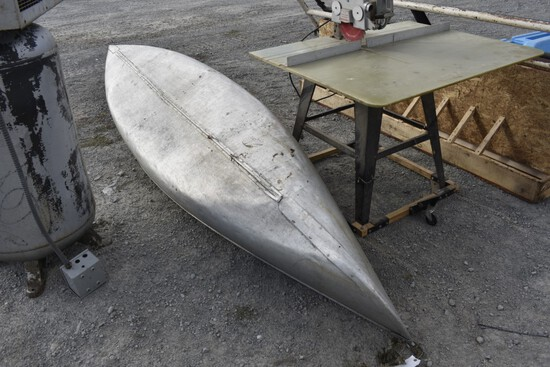 14 foot aluminum Canoe