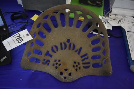 Stoddard Pan Seat