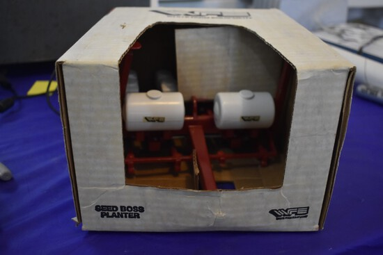 White Farm Equipment 5100 Seed Boss Planter by Scale Models