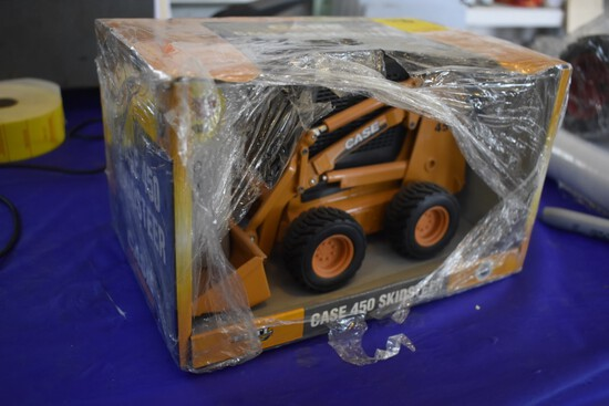Case 450 Skidsteer 60th ERTL Anniversary Edition by ERTL Toys