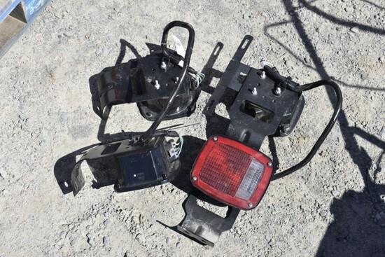 2 Sets of Brake Flasher Lights
