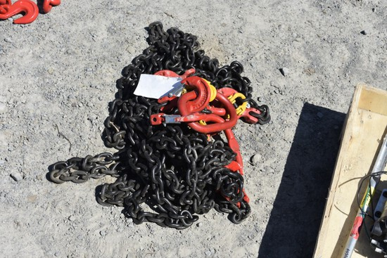 4x Lift Tow Chains