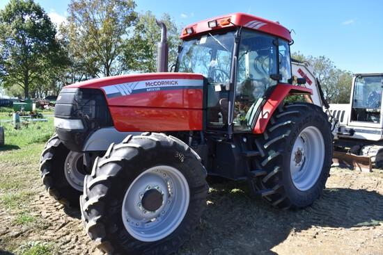 McCormick MTX120 Tractor stock number 44953