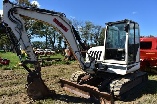 Terex HR 32 Excavator stock Number 45386