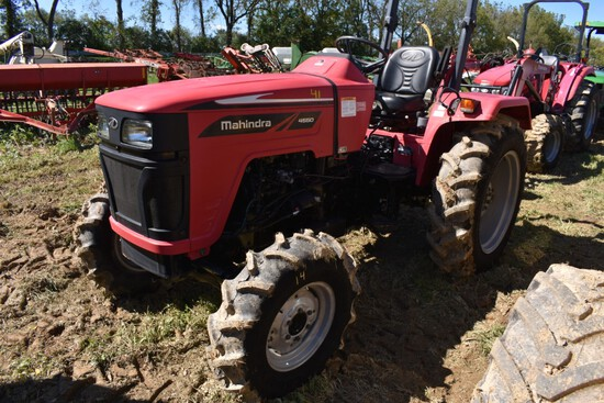 Mahindra 4550 Tractor stock number 45535