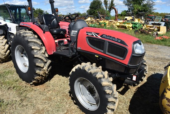 Mahindra 3550 Tractor stock number 45534