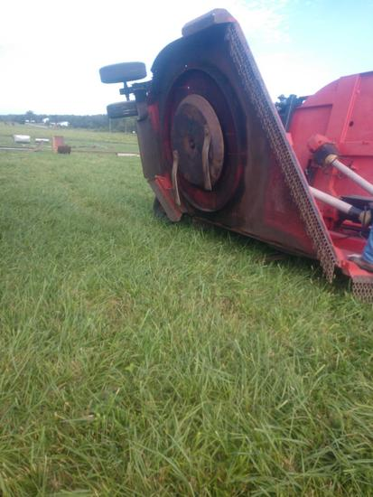 2006 Bush Hog 2720 540 PTO works good