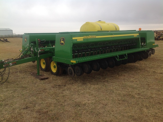 Harmon County Farm Equipment Auction