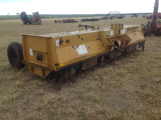 Alloway 14Ft Flail Shredder