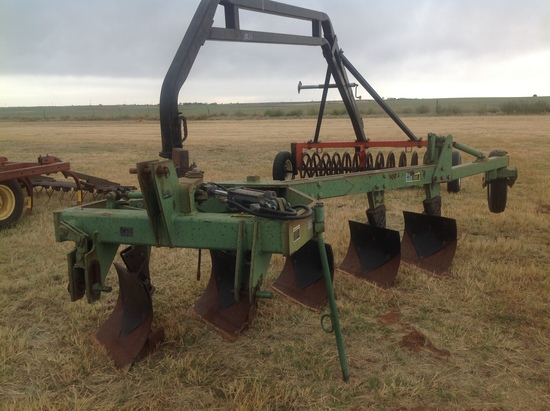 John Deere 3955 Switch Plow
