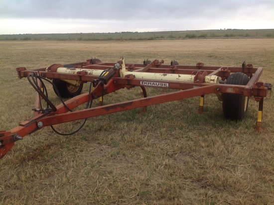Krause 1072 Chisel Plow