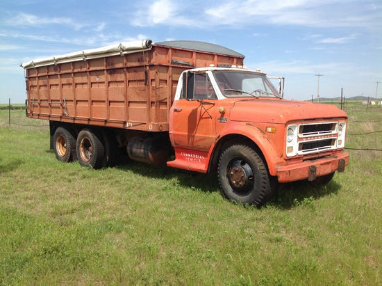 1968 Chevrolet C-50 Grain Truck 366