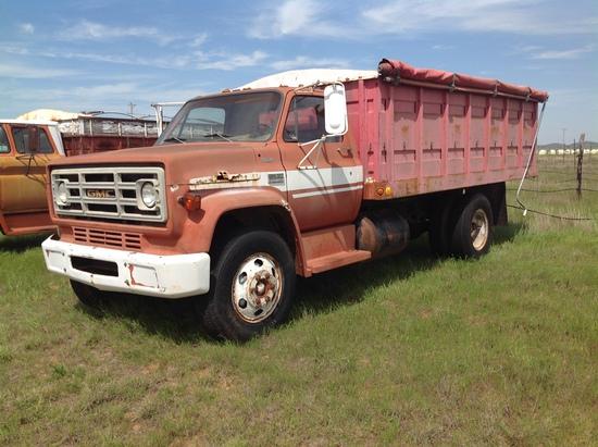 1975 GMC 3000 Grain Truck