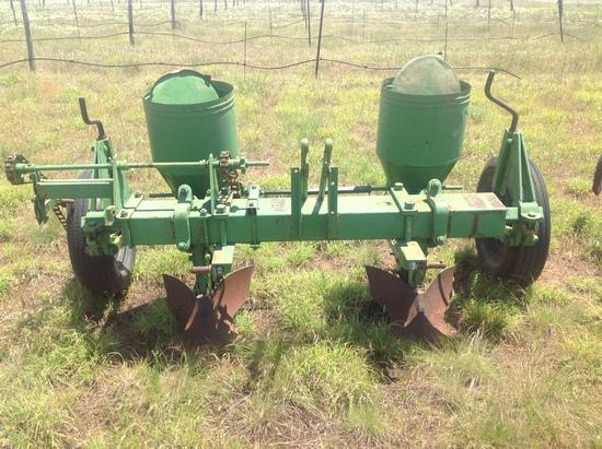2 Row Planter