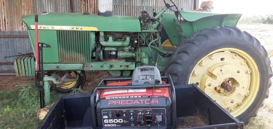 3020 John Deere Tractor