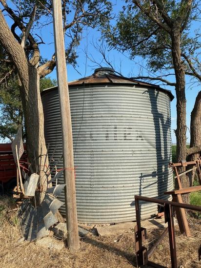 Butler 4 Ring Grain Bin