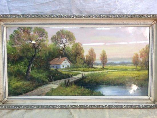 Andrew Gunderson original pastel painting