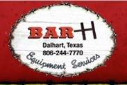 Bar H Equipment