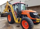 County Surplus Auction  Dump Trucks Tractors