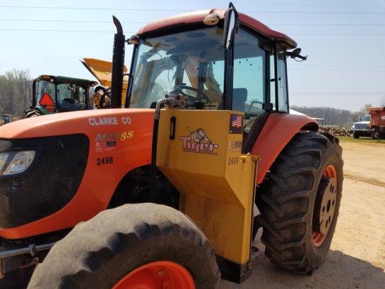 Kubota M 108S Tractor
