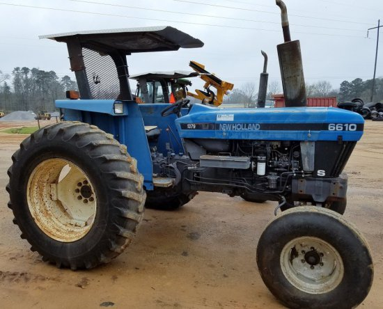 New Holland 6610 Tractor