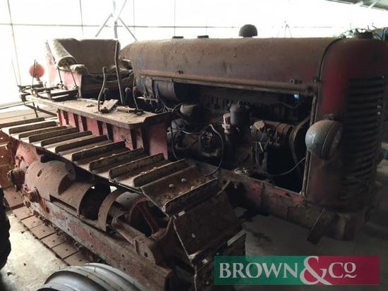 David Brown 30 D Crawler