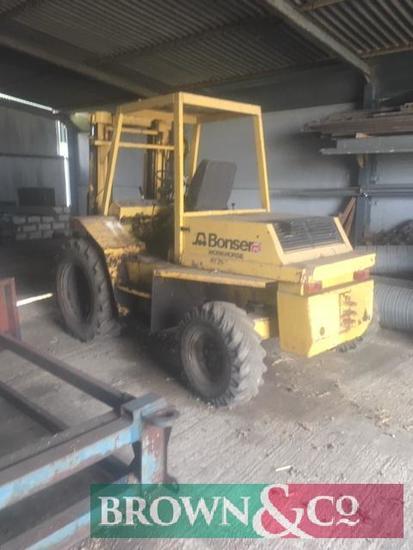 Bonser Forklift