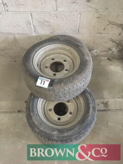 Quantity tyres