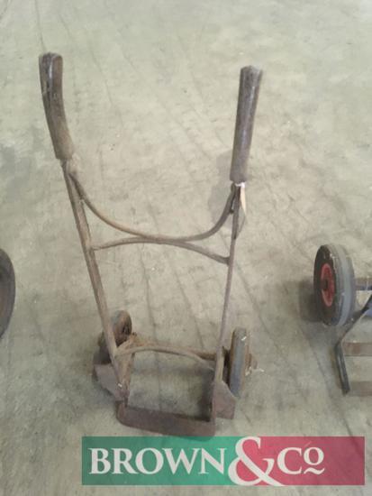 Set sack wheels