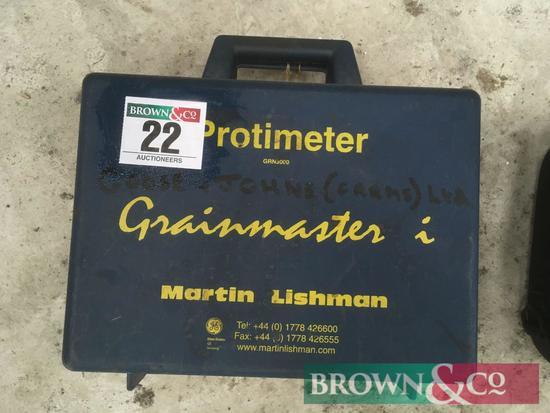 Martin Lishman Protimeter Grainmaster I moisture meter