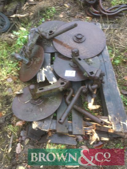Plough spares