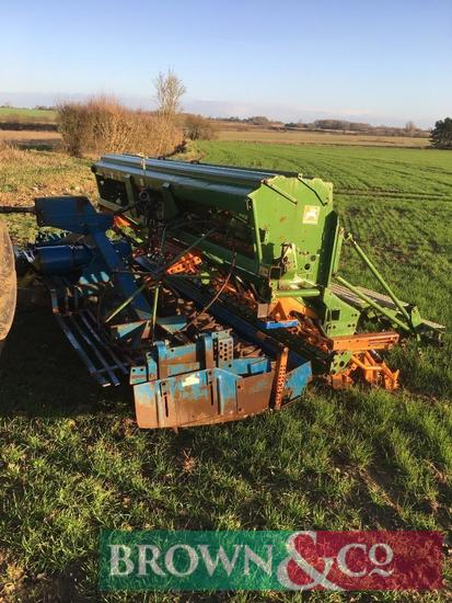 Rabe-MKE 400 with Amazone AD 402 Drill