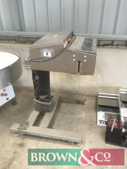 Heat sealer for spares
