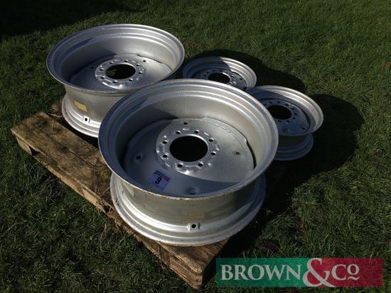 Set wheel rims